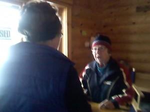 Mary Vaisanen Lodge Committee Chiar women.